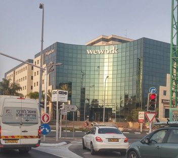 WEWORK'S SECRET WEAPON: DATA AND ALGORITHMS