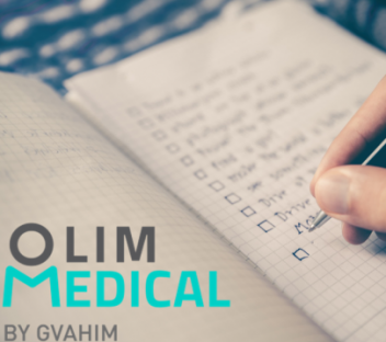 10 TIPS FOR OLIM IN THE MEDICAL PROFESSIONS