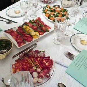Rosh Hashana meal